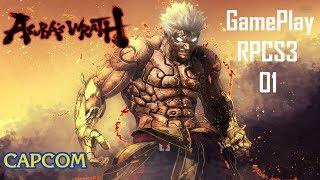 Asura's Wrath Gameplay 01 RPCS3 PC