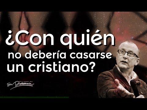 ¿Con quién no debería casarse un cristiano?  Andrés Corson  26 Febrero 2014