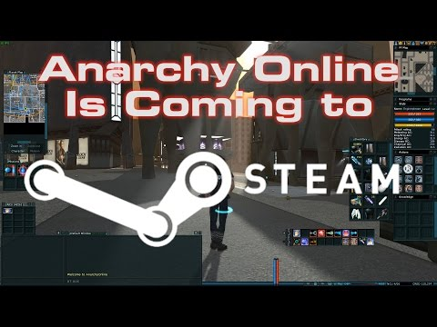 Anarchy Online 18.8 :  AO Is Coming To STEAM … !😀