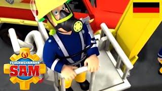 Feuerwehrmann Sam Deutsch Neue Folgen   Schwindelerregende Rettung   Zeichentrick für Kinder