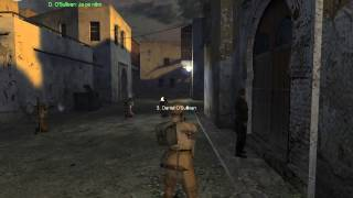 Hidden and Dangerous 2 Sabre Squadron walkthrough: mission 2: Op. Heat - Mouse in the House [HD]