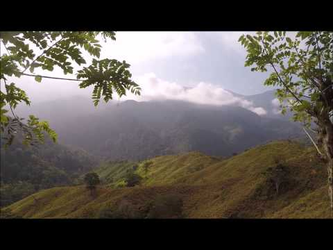 a journey through central america