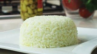 Tane Tane Pirinç Pilavı Nasıl Yapılır? - Yemek Tarifleri