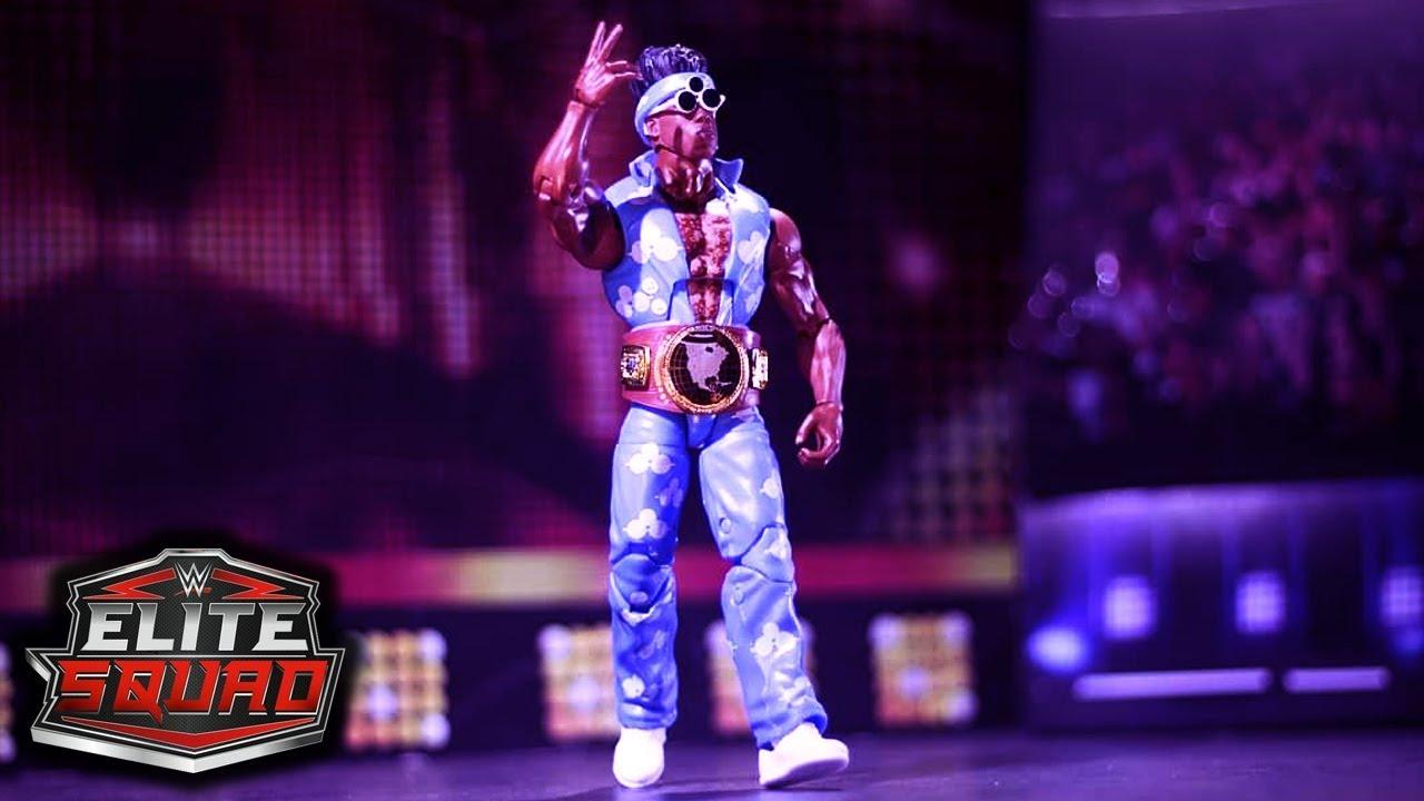 WWE Elite 72 Mattel Toy Wrestling Action Figure Velveteen Dream