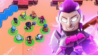 only mortis can do this...