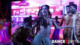 Dance Performance on  Aishwarya's songs with Poppy Barman by DanceSmith Dance troupe groupe