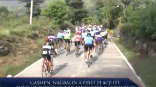 GASMEN, NAGBALIN A FIRST PLACE ITI TOUR OF ILOCOS SUR ITI MAIKADWA A GUNDAWAY.mp4