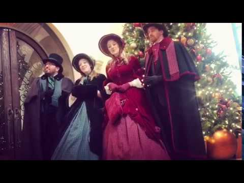 Definitely Dickens Performance: We Wish You A Merry Christmas