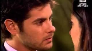 Final Al Fondo Hay Sitio - Grace y Nicolas se reconciliaron con apasionado beso