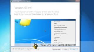 Hướng dẫn sử dụng Google Drive để lưu và chia sẻ file
