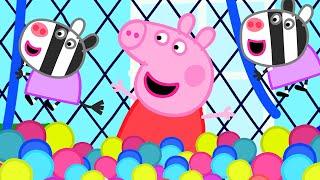 Peppa Pig en Español Episodios completos | El paseo de Tedy | Nuevos Episodios | Pepa la cerdita