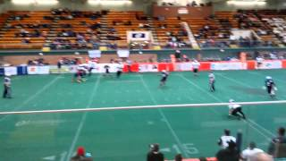 Port Huron Patriots Vs Detroit Thunder - February 8 2014 - CIFL
