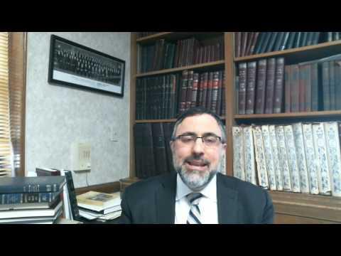 Video Vort - Behar/Bechukosai 5777 - Rabbi Etan Tokayer