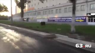 Кабан на Московском шоссе