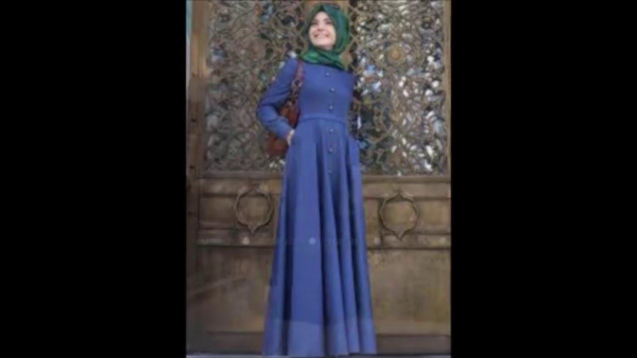 8bed1a61a Hijab Dresses 2017 - YouTube