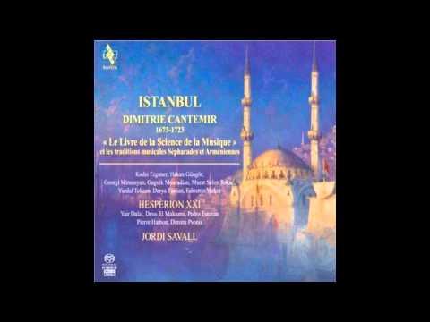 Jordi Savall & Hesperion XXI-ISTANBUL Madre de la gracia Sépharade (Turquie)