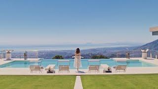 New Modern Luxury Villa In Zagaleta, Marbella, Spain