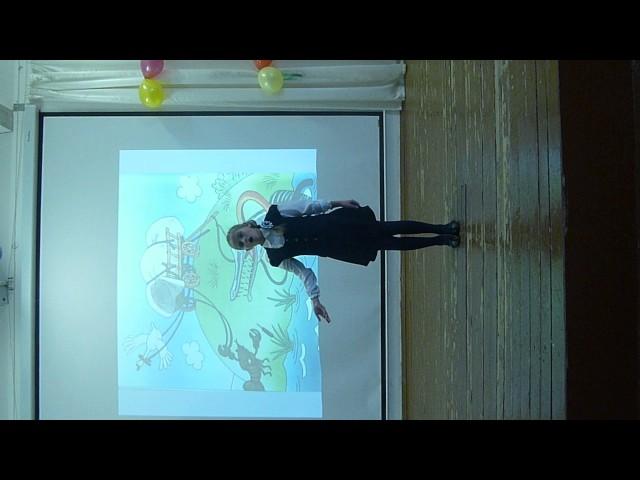 Изображение предпросмотра прочтения – ВарвараБолотова читает произведение «Лебедь, Рак и Щука» И.А.Крылова