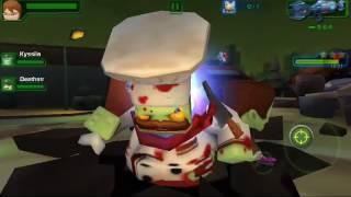Играю в зов мини зомби 2