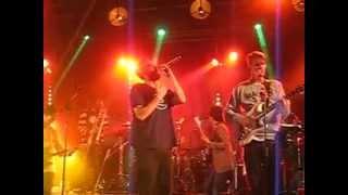 Helt Off-Bara För Jag Smögar Live@Öland Roots 2015-07-10