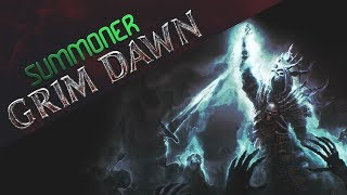 Grim Dawn - Day 3/4 Crit Summoner ( Cabalist ) Progression & Tips