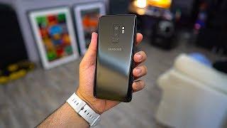 مراجعة جهاز سامسونج جالكسي اس9+ | +Samsung Galaxy S9