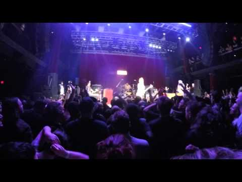 NOFX - Fat Mike - I am an Alcoholic - Ending of DC Set - 04-30-16