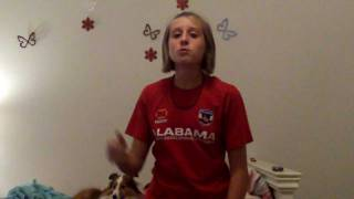 """Andy Grammer """"Fine by Me"""" Holiday Contest Submission- Hannah Moody"""