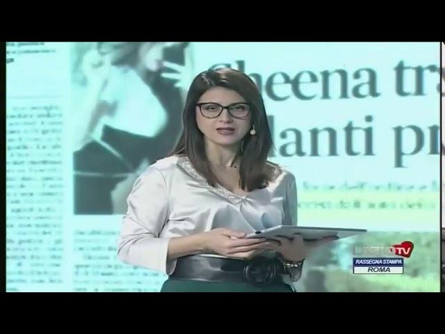 RASSEGNA STAMPA ROMA del 02 03 2021