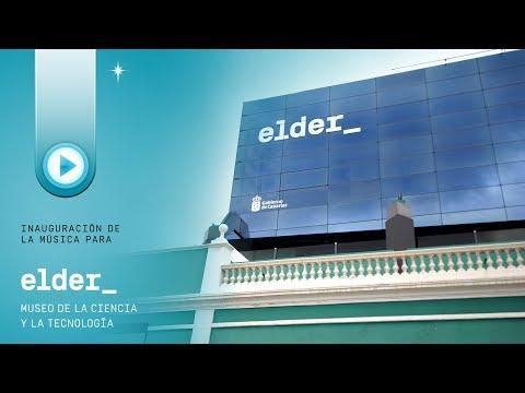 MUSEO ELDER (CD) - INAUGURACIÓN DE LA MÚSICA AMBIENTAL