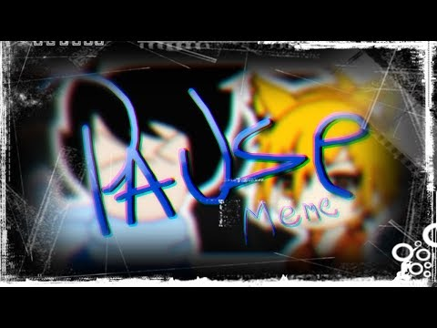 Pause | Meme COLLAB COM Mr.Raposo