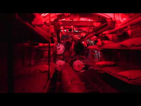 Take a tour-German U-505 Submarine U boat Museum of Science and Industry 2016