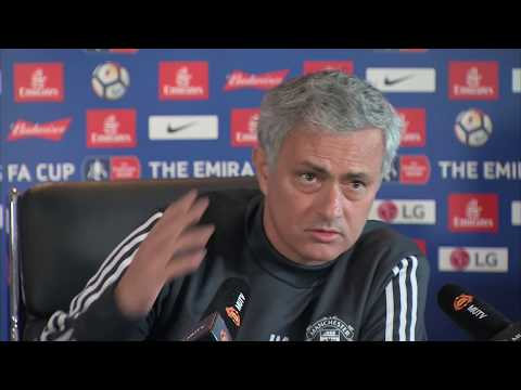 "Jose Mourinho's ""I am alive!"" rant 