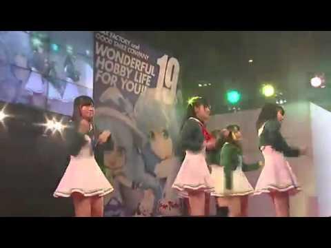 Wake Up, Girls! 「タチアガレ!」 (ワンフェス2014冬)