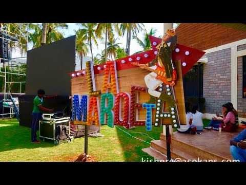 La Marqueta Carnaval Mysore – First  Day and Night Market Windflower Resort