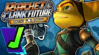 Ratchet & Clank Future: Quest For Booty Review
