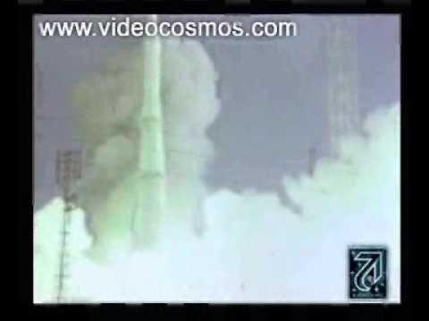 Russian N1 Lunar Rocket