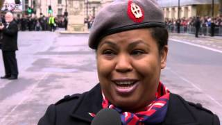 Remembrance Sunday The Cenotaph 2015
