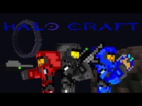 Halocraft- The Prison [Season 1] #1 (Minecraft roleplay)