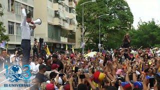 Guaidó anuncia nueva movilización en Caracas para