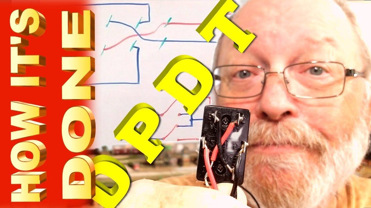 Limit Switch Wiring Diagram Ez Go A Dpdt 2 Methods Explained Youtube