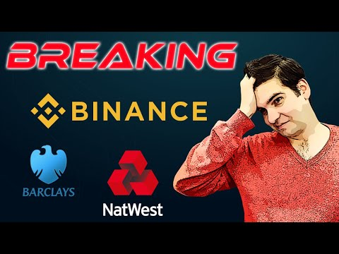 BREAKING NEWS: Binance U0026 Crypto Exchanges Blocked By Banks | Crypto News Today