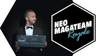 Neo Magateam Royale mit Jan Böhmermann