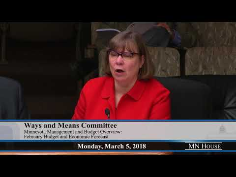 House Ways and Means Committee  3/5/18