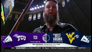 NCAAB 02 12 2018 TCU at West Virginia 720p60