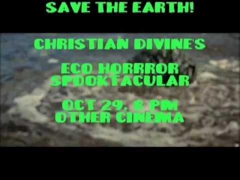 Save The Earth! Eco-Horror Spooktacular