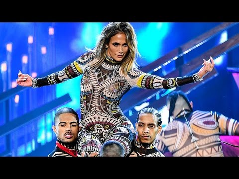 Jennifer Lopez Kills Her Opening Performance At 2015 American Music Awards