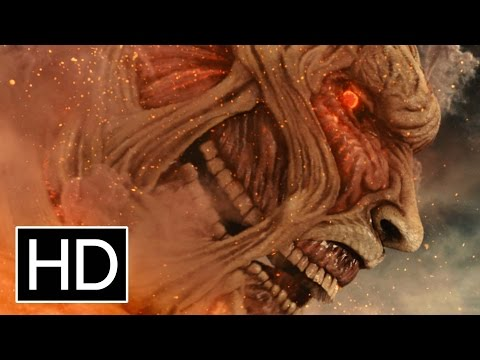 Attack on Titan (Part 2): END OF THE WORLD (Live Action Movie) - Official Theatrical Trailer