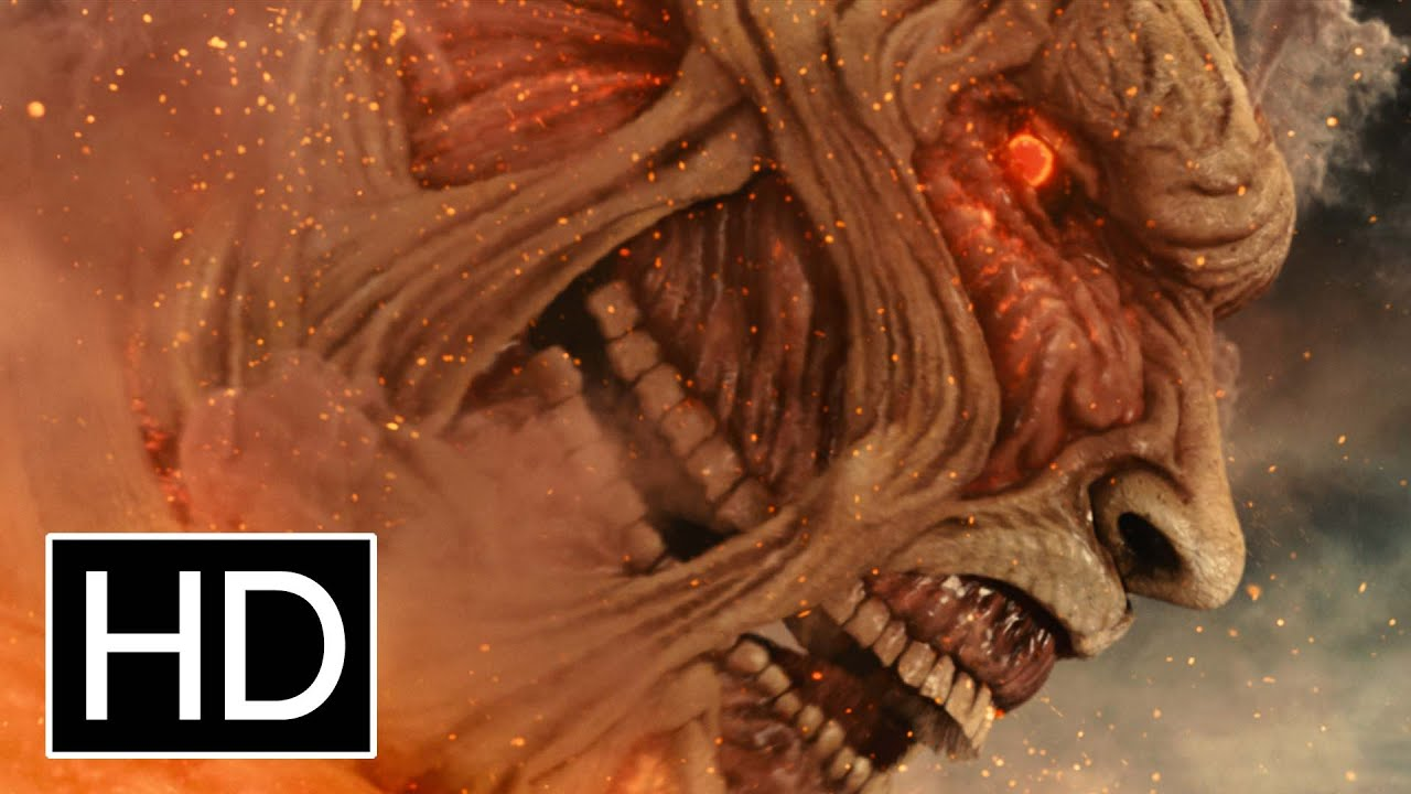 Attack On Titan Karte.Attack On Titan Live Action Movie Part 2 End Of The World Official Theatrical Trailer