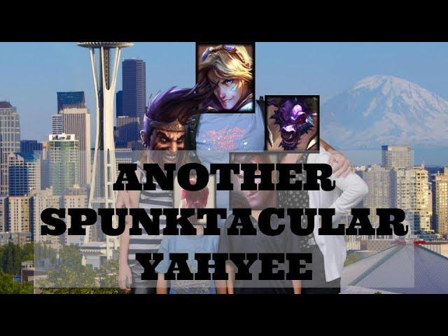 Another Spunktacular YAHYEE
